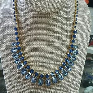 Sorrelli Sweet Sapphire Collection Necklace